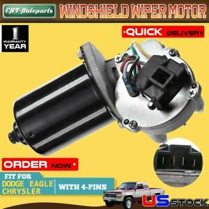 Front Windshield Wiper Motor For Chrysler Dodge Eagle Plymouth 1989 1996 40 387