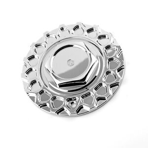 1pc Wheel Hub Center Caps Chrome Silver Fits For Bbs Avid 1 Av05 Str Racing 606