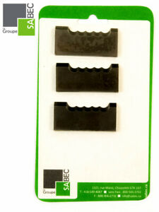 New Moulding Knives Kit Of 3 Casing 2 0 Woodmaster Compatible 1047