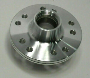 Wilwood Front Hub Solid Rotor Offset 87 93 Ford Mustang 5 X 4 50 4 75 Inch New