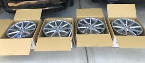 Vossen Vfs 1 Wheels 4 20 x9 5x120 Bolt Pattern