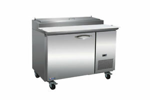 Mvp Group Ikon Ipp47 Refrigerated Counter Pizza Prep Table