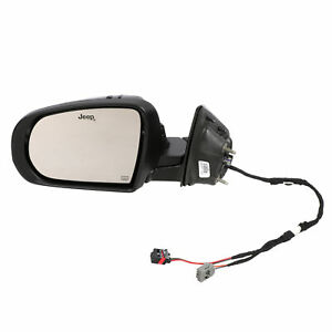 2017 2020 Jeep Compass Exterior Side View Mirror Left Driver Mopar 68365137aa