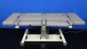 Mpi 7407 Breast Biopsy Ultrasound Imaging Table Weight Capacity 90 Day Warranty
