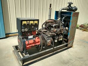 Engine Master Power Products 50 Hp 3 Phase Electric Generator