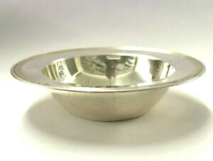 Authentic Vintage Tiffany Co Sterling Silver Small Bowl Dish 1 6 Ozt Tiny Dent