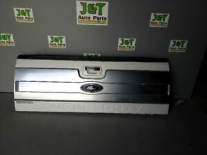 2013 2016 Ford F250 F350 Super Duty Rear Tailgate With Step Camera Platinum Oem
