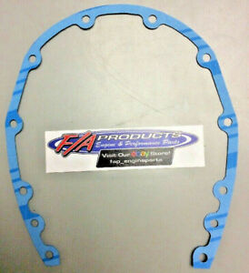 Fel pro 5124 Small Block Chevy Timing Cover Gasket Only