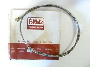 Nos 1957 1958 1959 1960 Ford Truck F Series Speedometer Cable B7c 17260 F