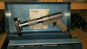 Vintage Star Powder Actuated Tool Model No 100 22 Ramset Hilti