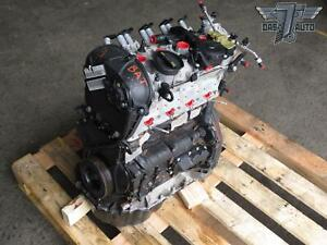 09 12 Audi Q5 A5 A4 2 0l Quattro Caeb Vin F 5th Digit Engine Motor Oem Video