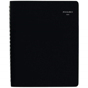 2020 At a glance Dayminder G560 00 Daily Appointment Book 7 7 8 X 11
