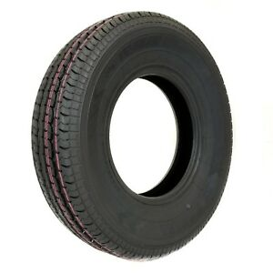 2 Two New St235 80r16 Premium Trailer King St Radial Tires 10ply 2358016 Tks24
