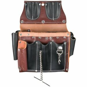 Occidental Leather 5589 Electrician s Tool Supply Case