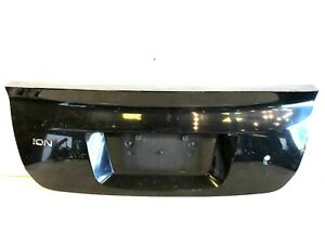 Saturn Ion 2003 2004 2005 2006 2007 Trunk Decklid Tailgate Black Assembly Oem