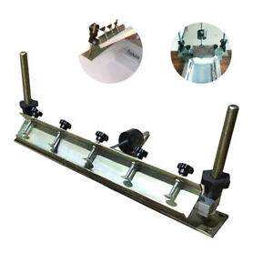 Silk Screen Printing Chuck Diy T shirt Printer Machine Head Balance weight Steel