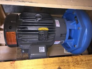 Goulds Water Xylem 13bf2m5c0 15hp 3656 Centrifugal Pump