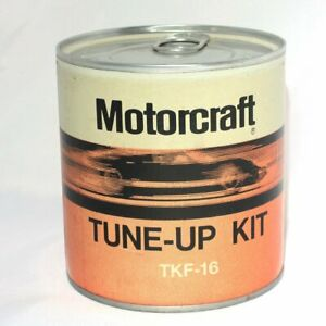 Nos Motorcraft Tune Up Kit Tkf 16 Ford Auto Parts Car Parts 1960s