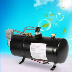 150 Psi 12v Truck Pickup Air Compressor Vehicle Air Horn On board Air System