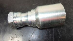 Eaton Weatherhead Hose End Fitting 6 Spiral Carbon Steel 6sp24w 374