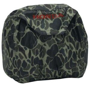 Honda Generator Cover Storage Protection Camouflage For Eu2000i Water Resistant