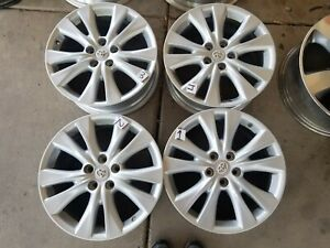 2013 2015 Toyota Rav4 18 Factory Oem Wheels Rims Set Of 4 Free Shipping