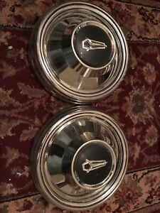 Plymouth 9 Inch Dog Dish Hubcaps