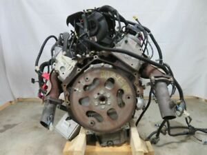 5 3 Liter Engine Motor Ls Swap Dropout Chevy Lm7 101k Complete Drop Out