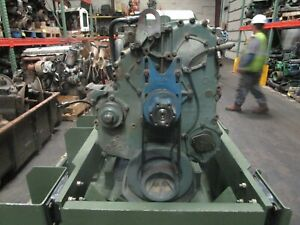 Detroit 12 7l Series 60 Ddec 4 Diesel Engine Gov T Surplus