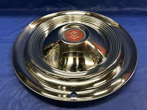 Vintage 1955 57 Packard 15 Hubcap Clipper Very Good Condition