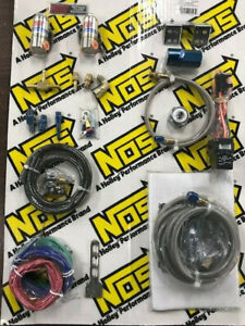 Nos Efi Nitrous Oxide System 05171 Nbnos Dry Kit Ford Mustang 4 6l