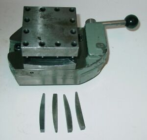 South Bend 4 Position Turret Tool Post Attachment For Metal Lathe Stc 105r Nice
