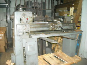 Clausing Metal Lathe In Stock | JM Builder Supply and