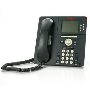 Avaya Anatel 9630g Ip Voip Office Busness Telephone Phone Color Display