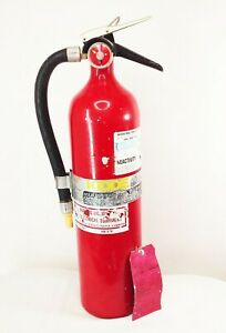 Kidde 10 Lb Abc Dry Chemical Fire Extinguisher Rated Class 4 a 60 b c Empty