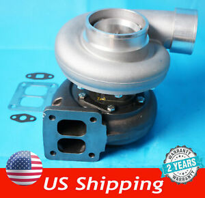 Gt45 T4 V Band 1 05 A R 98mm Huge 800 Hps Boost Upgrade Racing Turbo Charger Gt