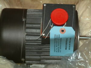 Aviation Grade 400 Hz Electric Motor Aluminum Chasis 1 8 Hp