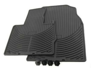 Bmw Oem Black Rubber Floor Mats Set 2000 2006 E53 X5 3 0i 4 4i 82550151189