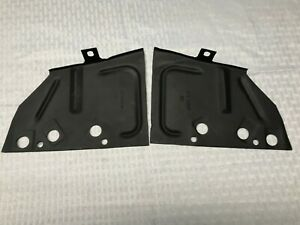 1977 81 Firebird Trans Am Fender Core Support Filler Panel Mounts Rh Lh Pair