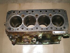 Austin Healey Sprite Mg Midget Engine Block 1275