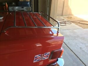 Vintage Trunk Luggage Rack Tr Mg Healey