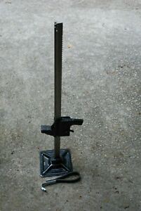 1956 Ford Thunderbird Bumper Jack And Strap