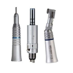 Yp4 Dental Slow Low Speed Handpiece Contra Angle E type Motor Straight Tdz