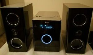 ⭐️LG Micro-Executive DVDCD Player AMFM MP3 iPod Home Theater System LFD850⭐️