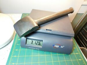 Auto Body Long Handled Dolly Shop Hand Hammer Spoon 3lb 12 6oz 12 1 4 Overall