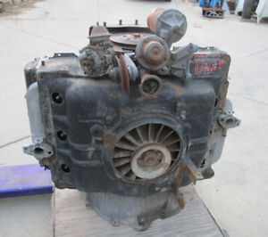 Corvair Motor Early Engine Core For A Rebuild