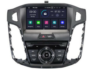 For Ford Focus 2012 2013 2014 Android 10 0 Car Dvd Gps Navigation Wifi Quad Core