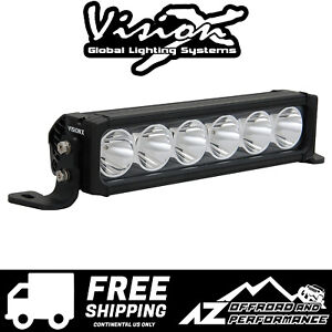 Vision X 12 Xpr Xmitter Prime Iris 10 Watt Led Light Bar 60w 6474lm 9891613