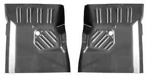 Front Floor Pan Half Fits 70 74 Dodge Plymouth Charger Challenger Cuda Pair