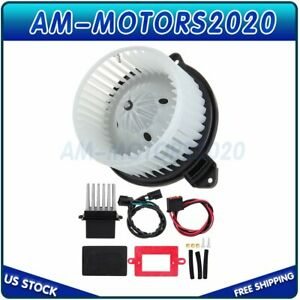 A c Heater Blower Motor And Resistor For Jeep Grand Cherokee 700012